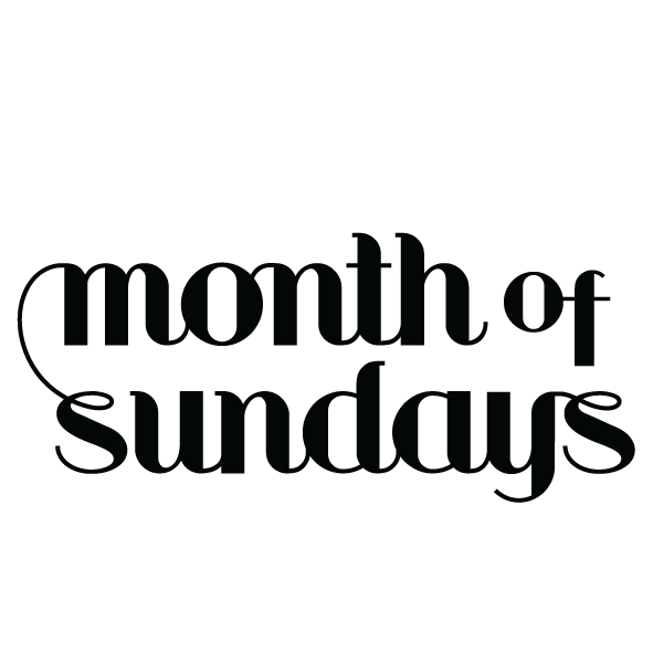 Month of Sundays